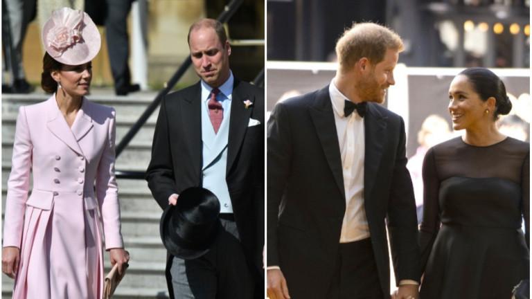 Уилям и Кейт ли изоставиха Хари и Меган