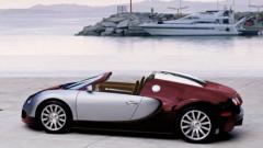 Bugatti пуска открита версия на Veyron