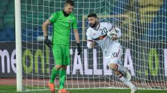 Димитър Илиев повежда атаката ни срещу Ирландия