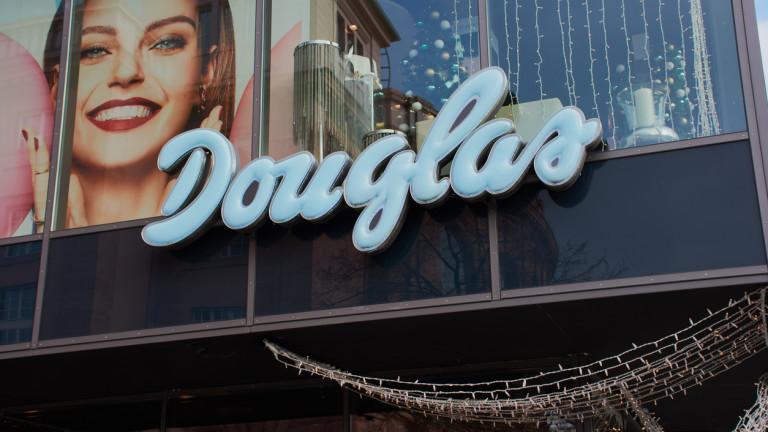 Douglas, която у нас има 18 магазина, затваря 500 обекта в Европа