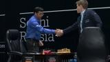 Карлсен и Ананд завършиха реми в осмата партия
