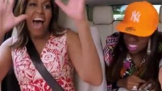 Мишел Обама рапира с Миси Елиът  (Видео)