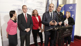 Цветанов: ЕС и САЩ могат да се противопоставят на заплахи като Русия, Китай и фалшивите новини