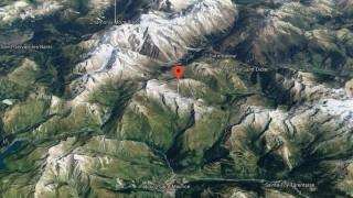 Малък самолет се разби във френските Алпи