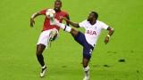 Манчестър Юнайтед победи Тотнъм в британския сблъсък от International Champions Cup