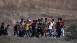 Палестинец беше убит на Западния бряг