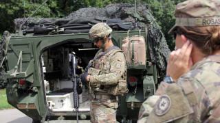Бойната техника на САЩ и България във Военната академия в София