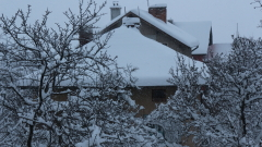 Тежка зимна обстановка в София, транспортът се движи със закъснения