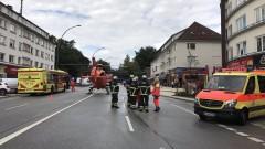 Един човек загина при нападение с нож в Хамбург