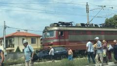 23-годишен шофьор загина след сблъсък с влак в село Труд