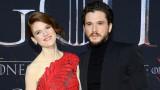 Роуз Лесли, Кит Харингтън, бремеността на актрисата и новите снимки на актьорите от Game of Thrones