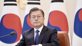 Историческа победа за лявата управляваща партия в Южна Корея