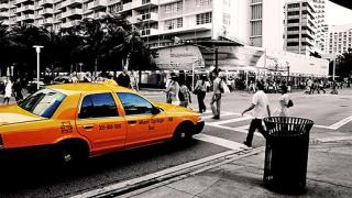 Шумахер в нова роля - шофьор на такси