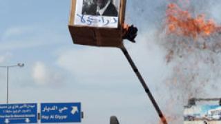 Пуснаха Червения кръст в сирийските затвори