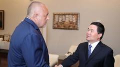 Борисов и китайският посланик искат засилване на културния туризъм