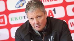 Любослав Пенев: Целите си остават титла, Купа и Европа, ще има промени в състава на ЦСКА за мача с Арда