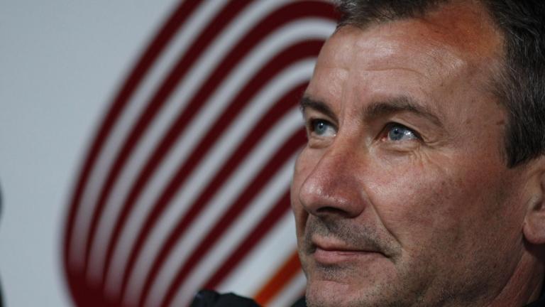 Стамен Белчев: Ние ще се смеем последни след мача с Лудогорец (ВИДЕО)