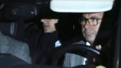 Повдигнаха обвинения на Саркози