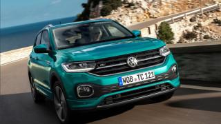 Volkswagen T-Cross - от мола до морето и обратно