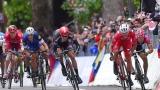 Журито смени победителя в последния етап на Джирото