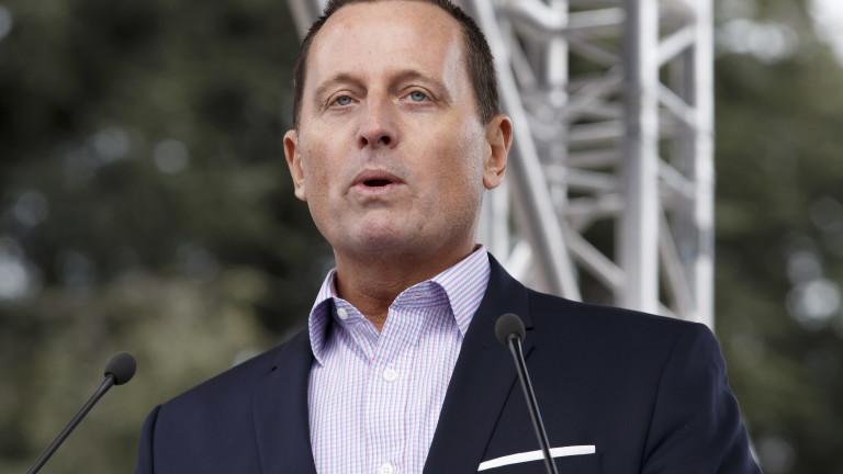 Посланикът на САЩ в Германия поема Националното разузнаване