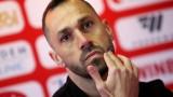 Петър Занев си пожела Левски на полуфинал за Купата на България