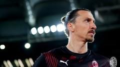 Ибрахимович: Едва ли ще ме видите в Милан през следващия сезон