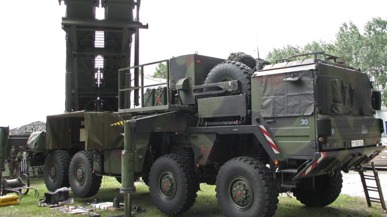 Румъния е получила първата доставка на американката система за противовъздушна