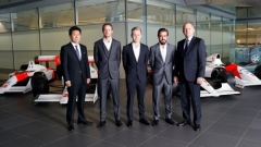 Макларън ще ползва подобрен двигател на Хонда в Белгия