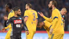 """""""Наполи е по-мотивиран от Юве за успех в Италия"""""""