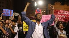 Многохиляден протест срещу Болсонару в Бразилия