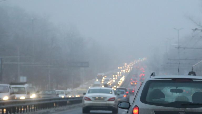 Натоварен трафик в последния почивен ден