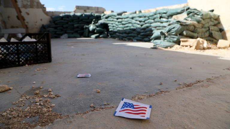 В Сирия Тръмп глади чаршафите, които Ердоган мачка с Путин