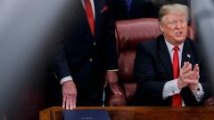 """Тръмп отново """"скочи"""" на демократите заради сигурността"""