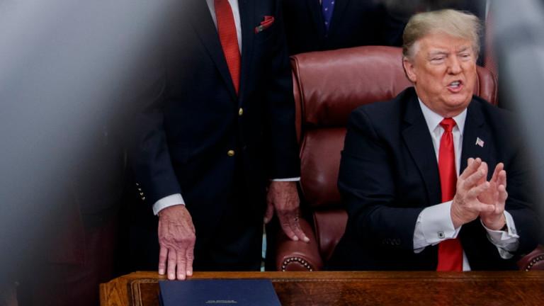 Тръмп нападна ФЕД и страните, които се възползват от приятелството на САЩ