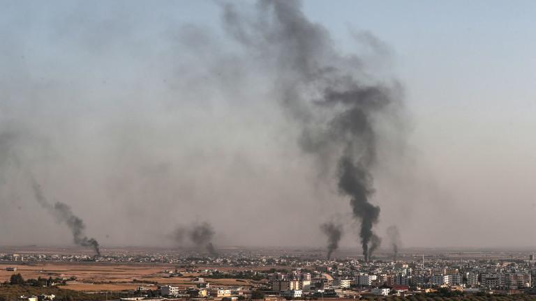 Италия скастри посланика на Турция заради операцията в Сирия