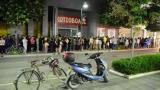 Огромни опашки пред банкоматите в Гърция