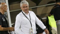 Стойчо Стоев: Представянето на Лудогорец с чужди треньори не е по-добро от това с български