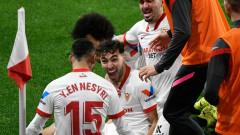 """Севиля под номер 3 в Испания след """"класика"""" срещу Хетафе"""