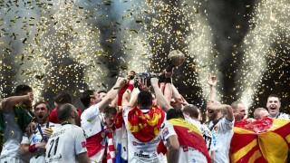 Вардар остави Пари Сен Жермен и Барселона с празни ръце (ВИДЕО)