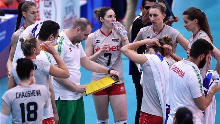 Иван Петков призна, че дамският национален отбор по волейбол няма
