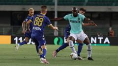 Интер не успя да си върне третото място в Калчото