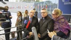 """Германия, Франция и Австрия твърдо """"за"""" вътрешните гранични проверки в ЕС"""