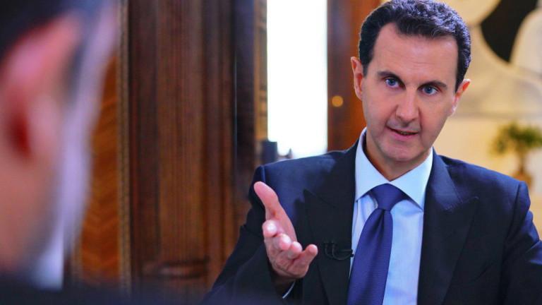 Тръмп разкри, че искал Башар Асад мъртъв, но Матис отказал