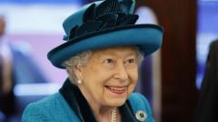 На медиците на първа линия посвети обръщението си Елизабет II