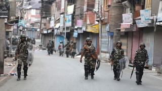 Индия облекчава ограниченията в Кашмир заради мюсюлманския празник