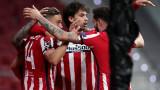 Атлетико (Мадрид) с безпроблемна победа над Валядолид
