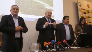 Жребият за полуфиналите за Купата на България ще се тегли в четвъртък