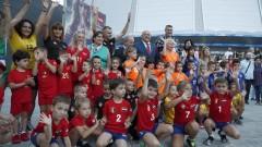 Министър Кралев откри Световното първенство по волейбол в Русе