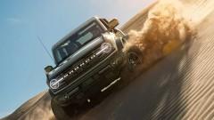 Ford възкреси SUV моделите Bronco с ново поколение за следващата година